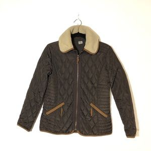JOCKEY Person to Person Quilted Jacket Size XXS
